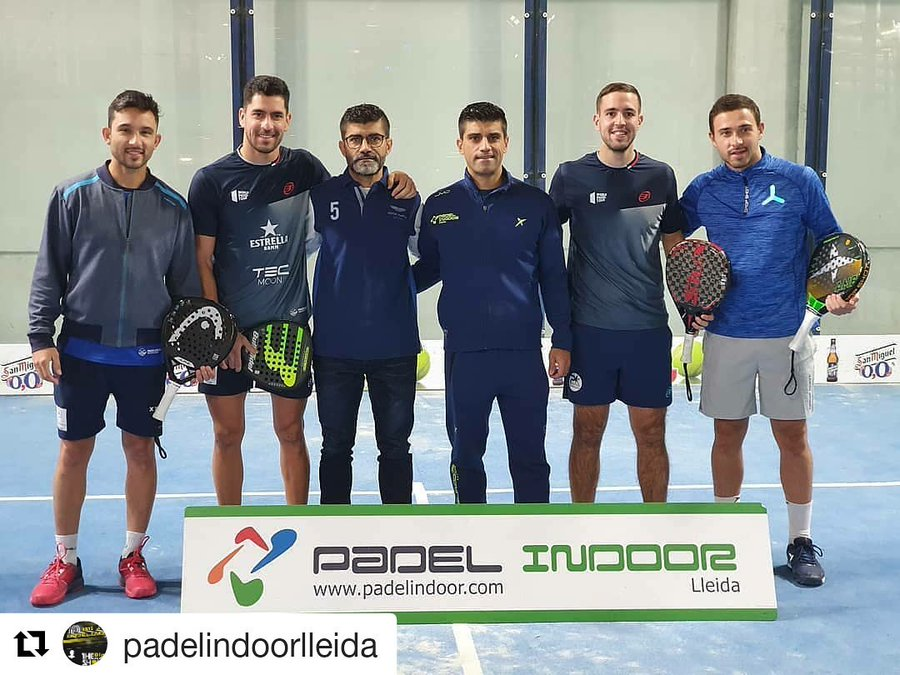 Padel indoor lleida, wpt, padel ,world padel tour, Maxi Sánchez, tiburón, shark